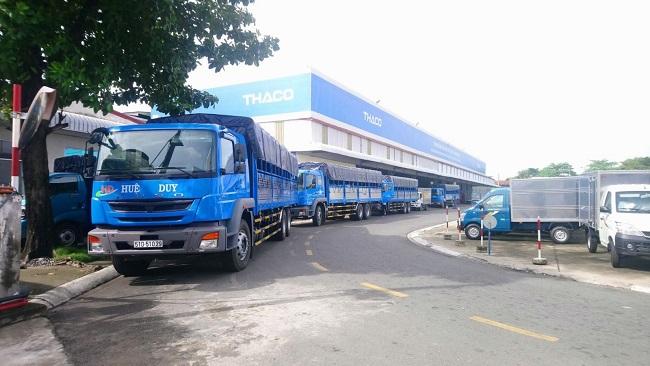 Công ty vận tải Huệ Duy