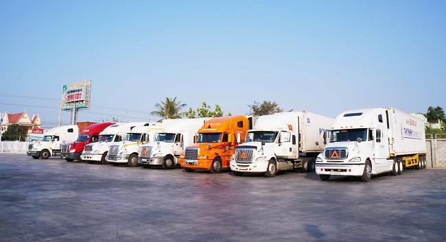 Top 10 công ty vận tải