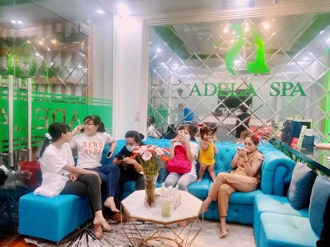 Adela spa quận Tân Phú