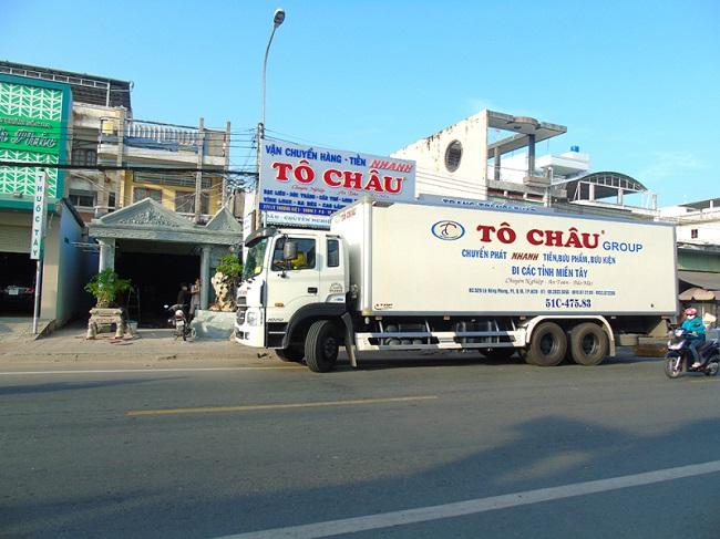Chành xe Tô Châu