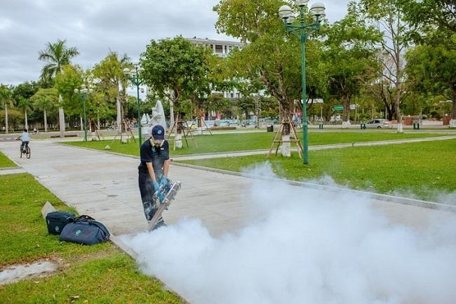 Công ty diệt muỗi tận gốc