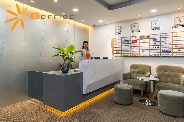 Dịch vụ thuê văn phòng ảo G Office