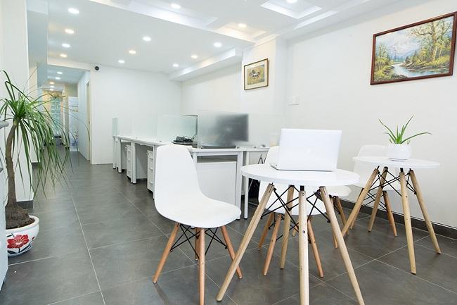 Dịch vụ thuê văn phòng ảo Smart Office