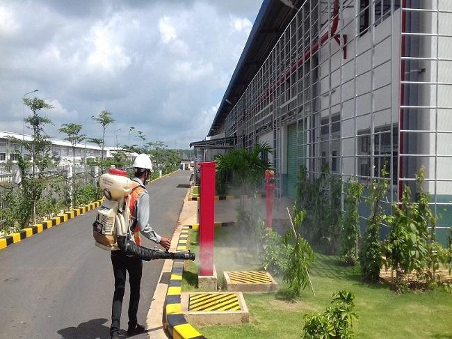 Diệt côn trùng Tân Hùng Việt