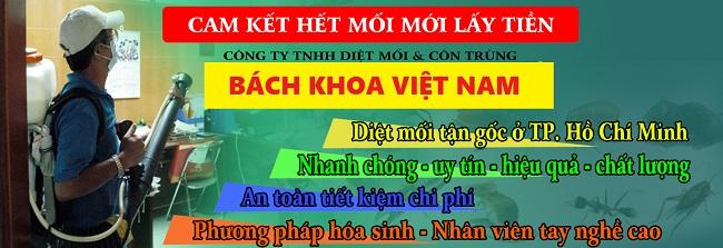 Diệt mối Bách Khoa Việt Nam