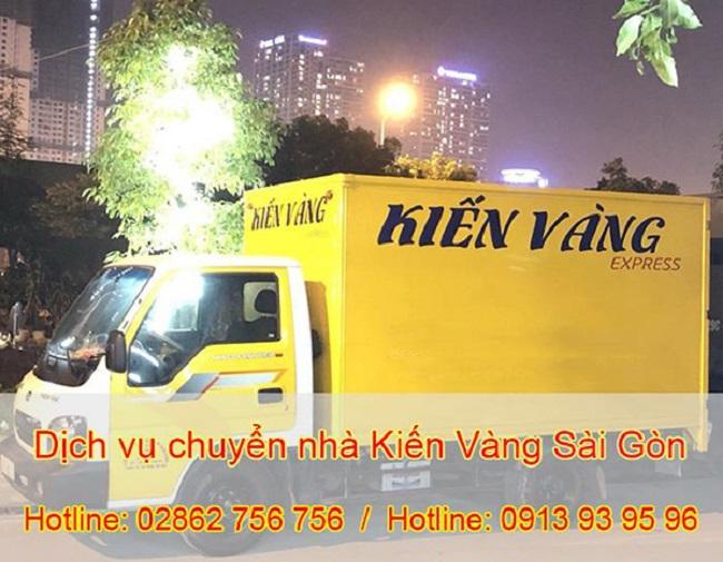 Kiến Vàng Sài Gòn