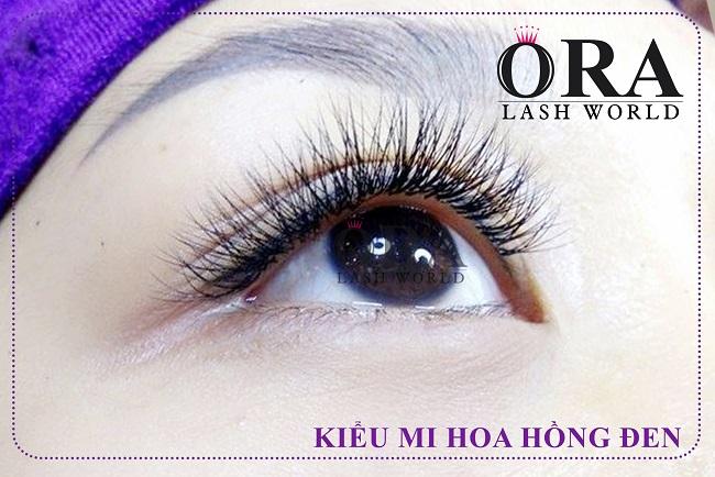 Ora Lash World – Salon nối mi chuyên nghiệp