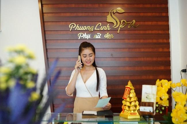 Phương Linh spa