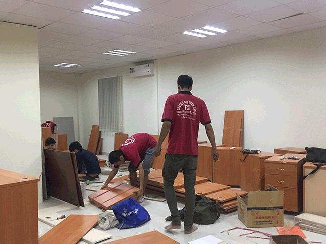 Sài Gòn Moving 24h