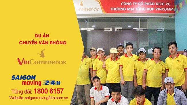 Saigon moving 24h