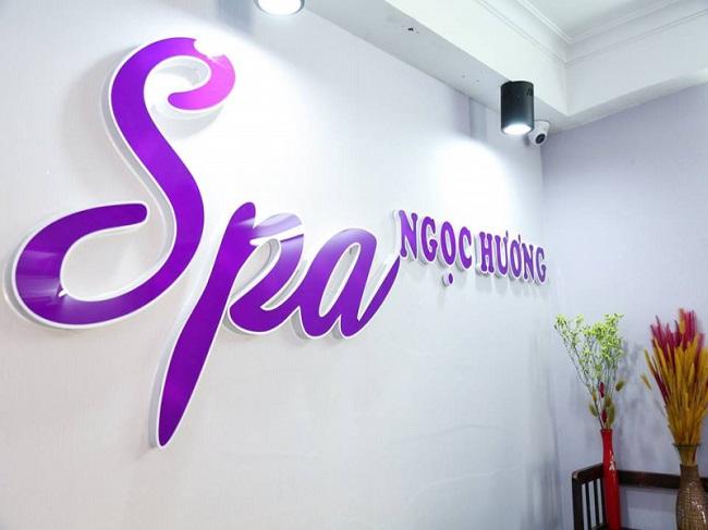 Spa uy tín quận 2 Ngọc Hương spa
