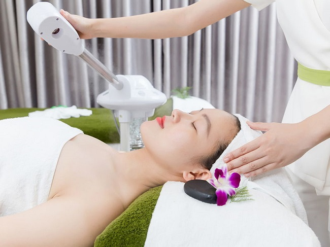 Spa uy tín quận 7 Beauty Spa Ngọc Anh