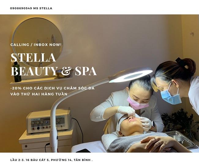 Stella Beauty & Spa Tân Bình