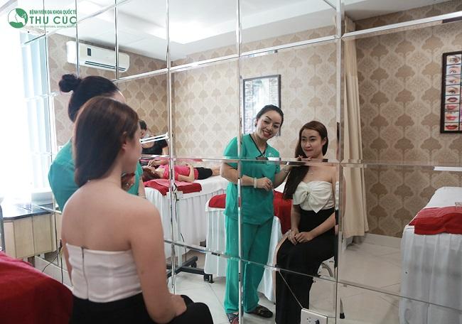 Thẩm mỹ Thu Cúc Sài Gòn