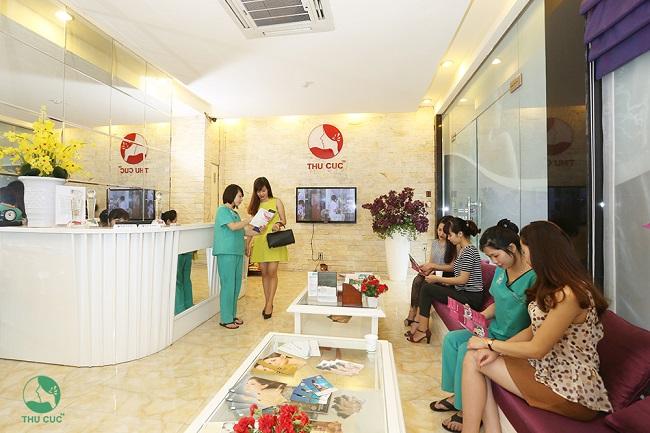 Thu Cúc Clinics quận 10