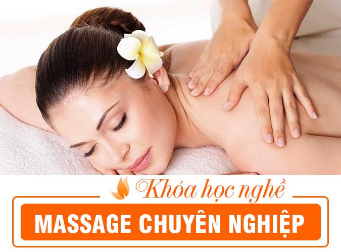 Trung tâm dạy học massage Queen Spa