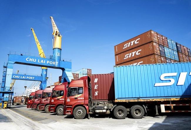 chuyển hàng hóa Bắc Nam