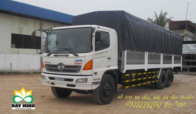 Vận tải Đạt Minh
