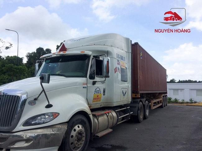 Dịch vụ vận tải Nguyễn Hoàng