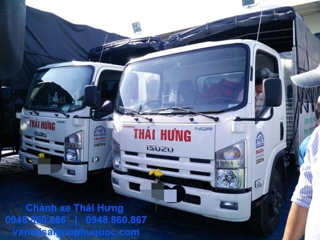 Dịch vụ vận tải Thái Hưng