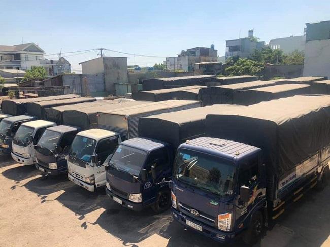 Dịch vụ vận tải Trọng Tấn
