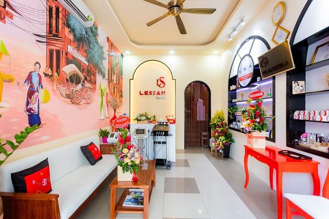 Viện thẩm mỹ Les Sam quận Hóc Môn