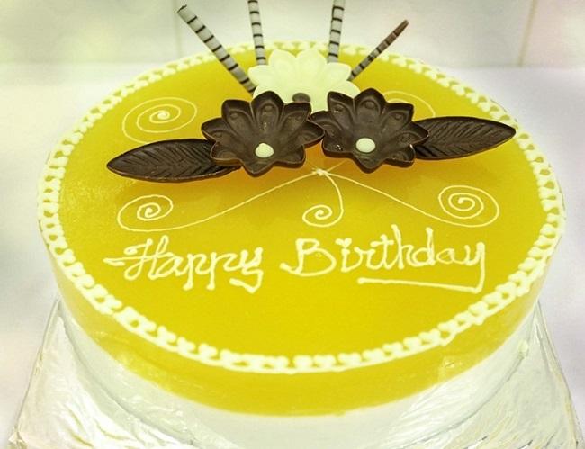 Bánh sinh nhật rau câu Ngộ Nghĩnh