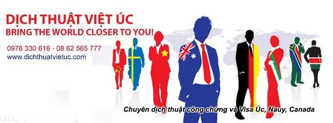 Công ty dịch thuật Việt Úc