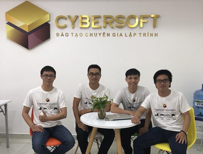 công ty lập trình app Global CyberSoft