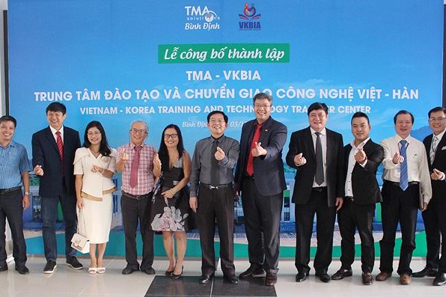Công ty lập trình app TMA solutions