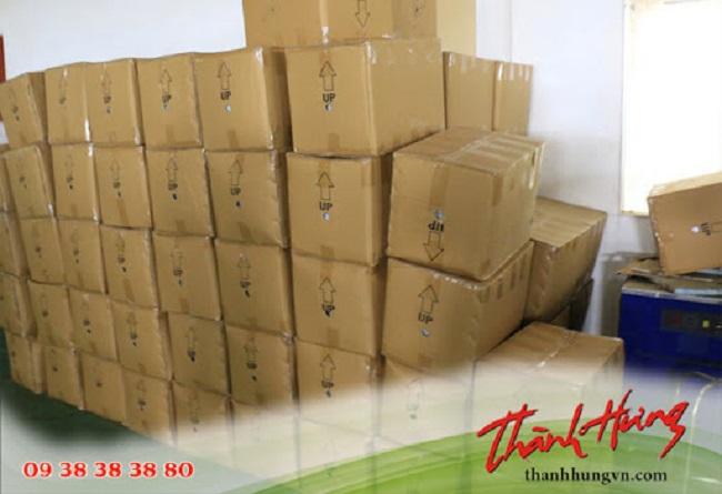 Công ty sản xuất thùng Carton Thành Hưng