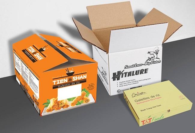 Công ty sản xuất thùng Carton Thịnh Phát
