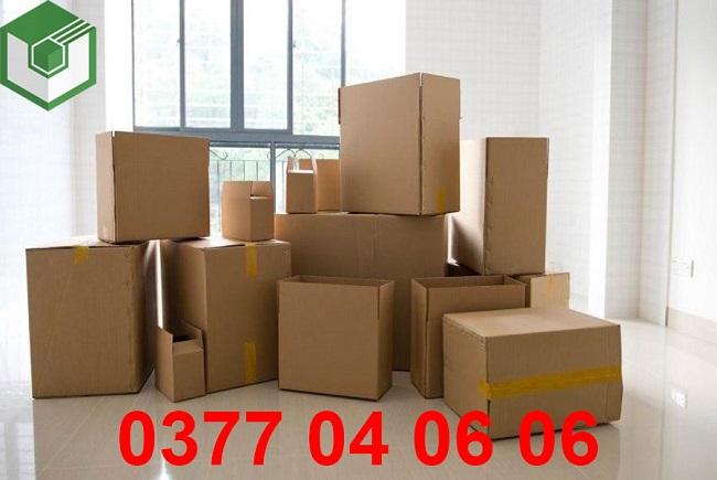 Công ty sản xuất thùng Carton Vietbox