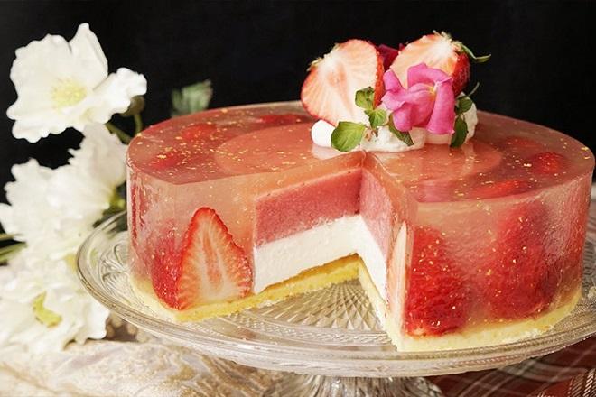 Cửa hàng bánh sinh nhật rau câu