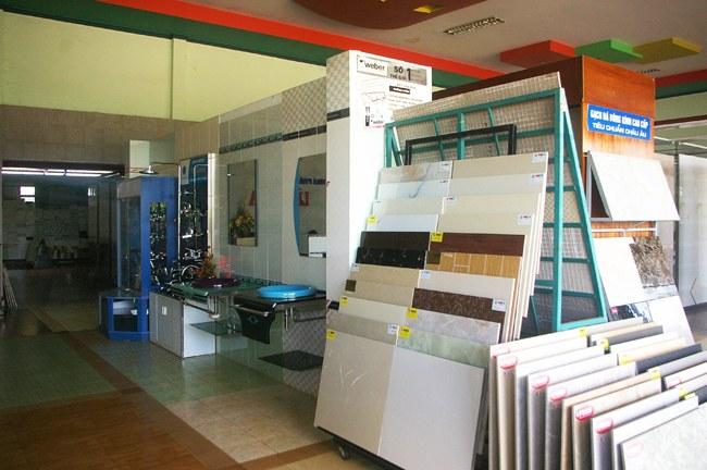 Cửa hàng vật liệu xây dựng Trang Long