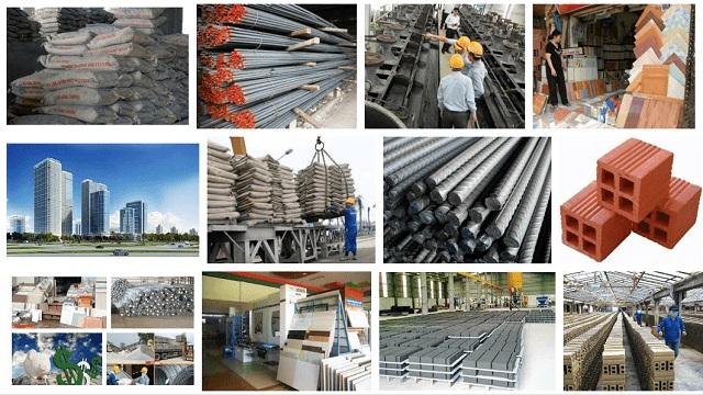 Địa chỉ bans vật liệu xây dựng