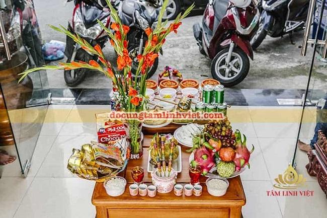 Dịch vụ đồ cúng Tâm Linh Việt
