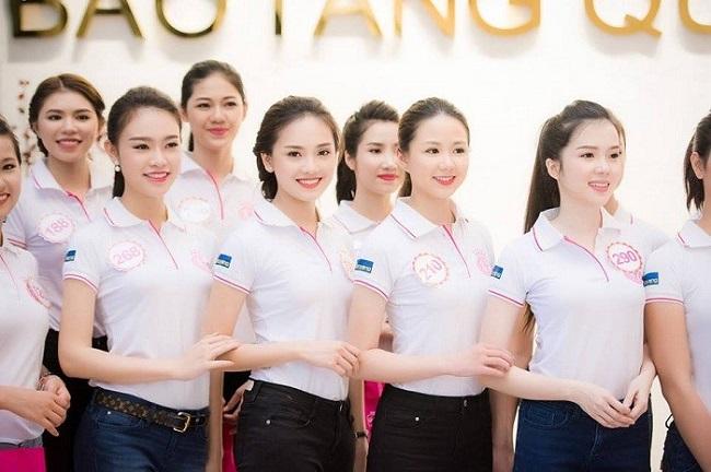 Dịch vụ may áo thun sự kiện Minh Hoàng