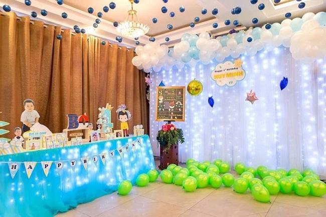 Dịch vụ trang trí sinh nhật Love party