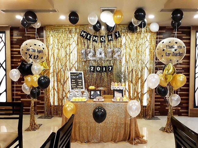 Dịch vụ trang trí, tổ chức sinh nhật