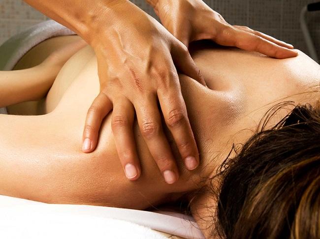 Massage Body tại Aqua Spa quận Phú nhuận
