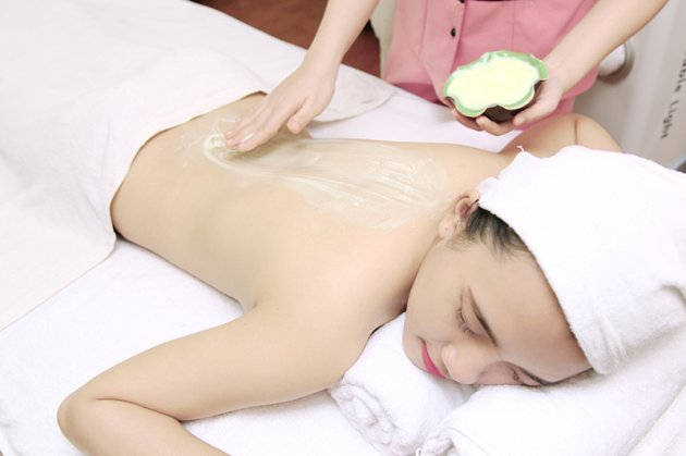 Miss Trâm massage body tại quận phú nhuận