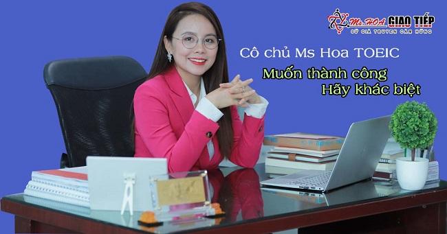 Ms. Hoa TOEIC