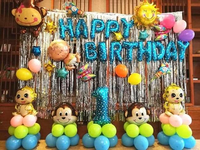 Shop bán đồ trang trí sinh nhật ABO