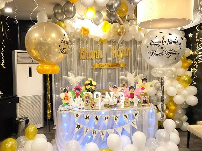 Shop bán đồ trang trí sinh nhật PARTYSHOP