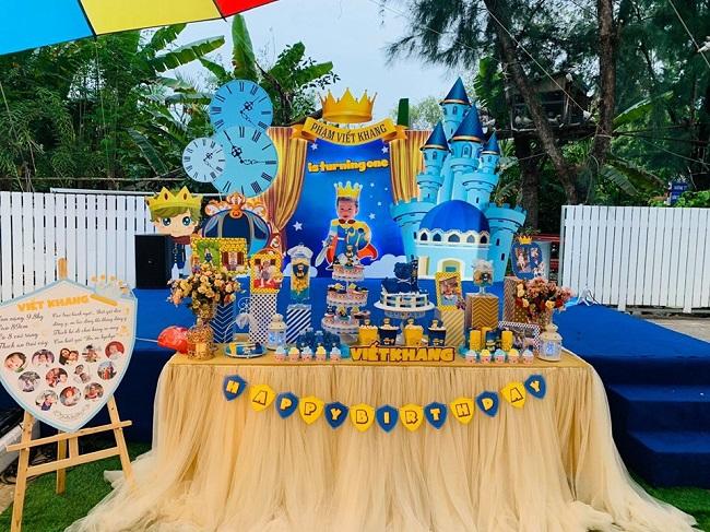 Shop bán đồ trang trí sinh nhật SALA PARTY