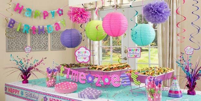 Shop bán đồ trang trí sinh nhật Happy Party