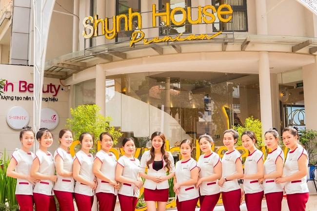 Shynh House spa trị mụn quận 3