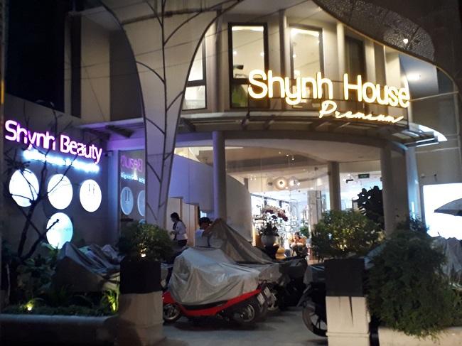 Shynh House spa trị mụn quận 10