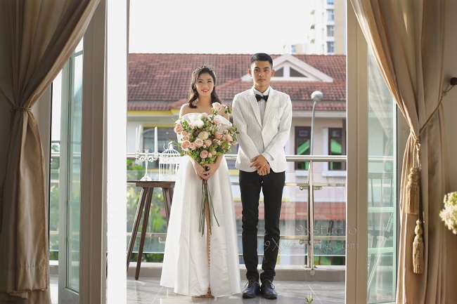 Studio chụp ảnh cưới đẹp 9X Wedding Studio